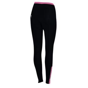 Sportful Luna Thermal Tights Women black/coral fluo